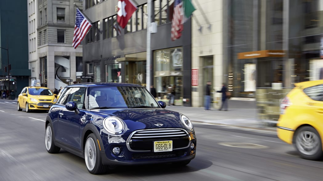 Mini Hardtop's next generation could be smaller, electric-only