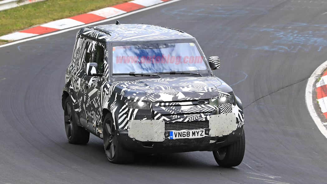 2020 Land Rover Defender will be three SUVs, not just one