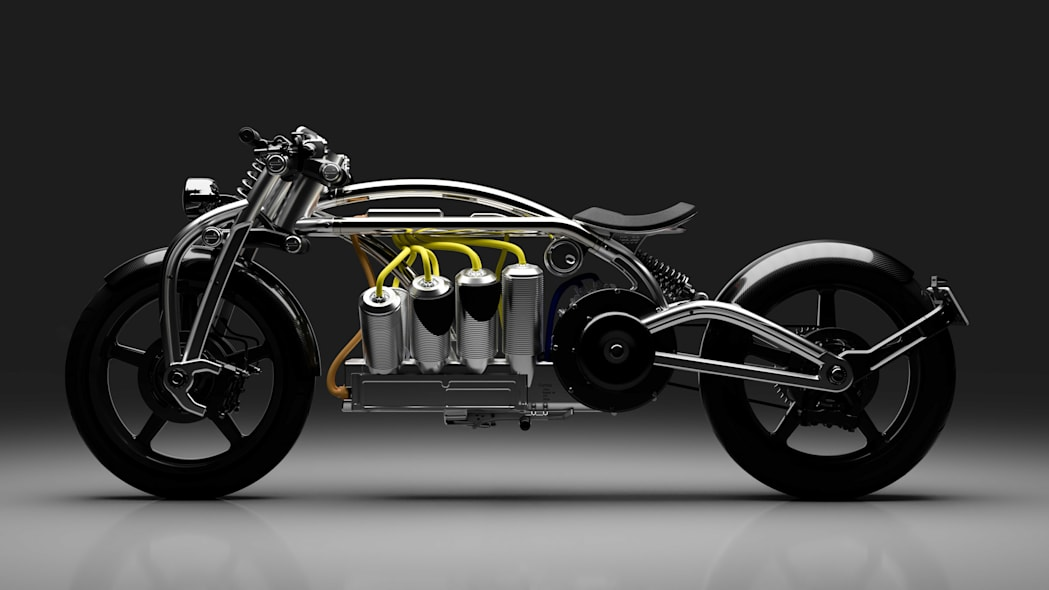2020 Curtiss Motorcycles Zeus Radial V8