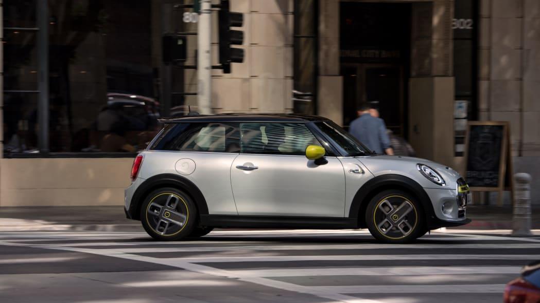 Mini Cooper SE electric hatchback