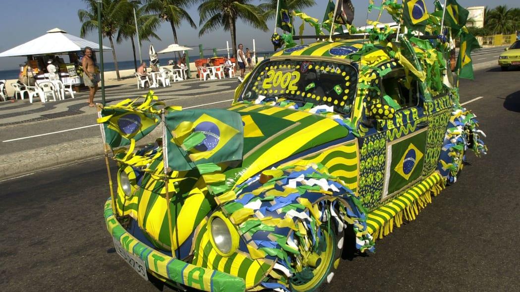 BRAZILIAN BEETLE
