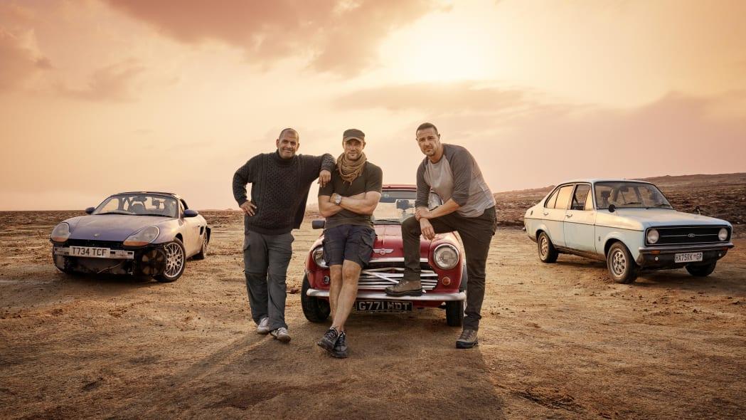 Top Gear episode 1