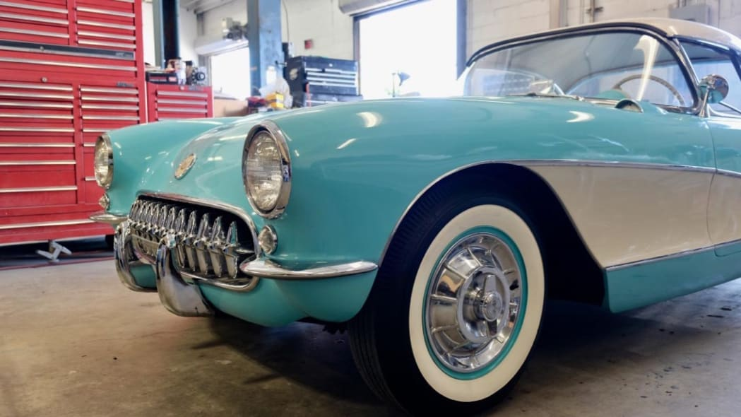 Inside the restoration of the 'lost' Peter Max Corvettes