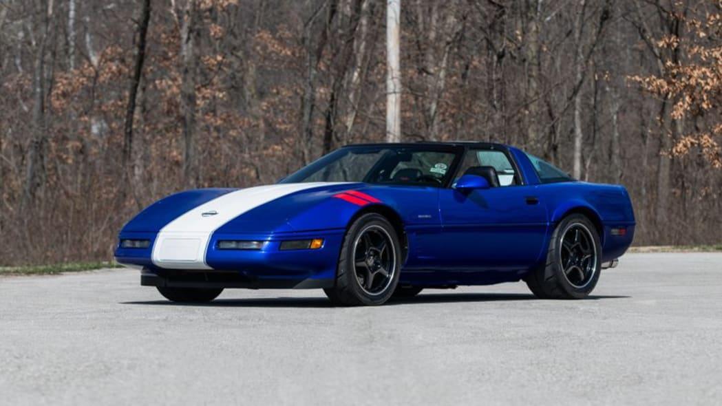1996 Chevrolet Corvette Grand Sport | eBay Find of the Day - Autoblog