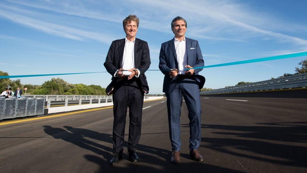 Nardo Technical Center reopens