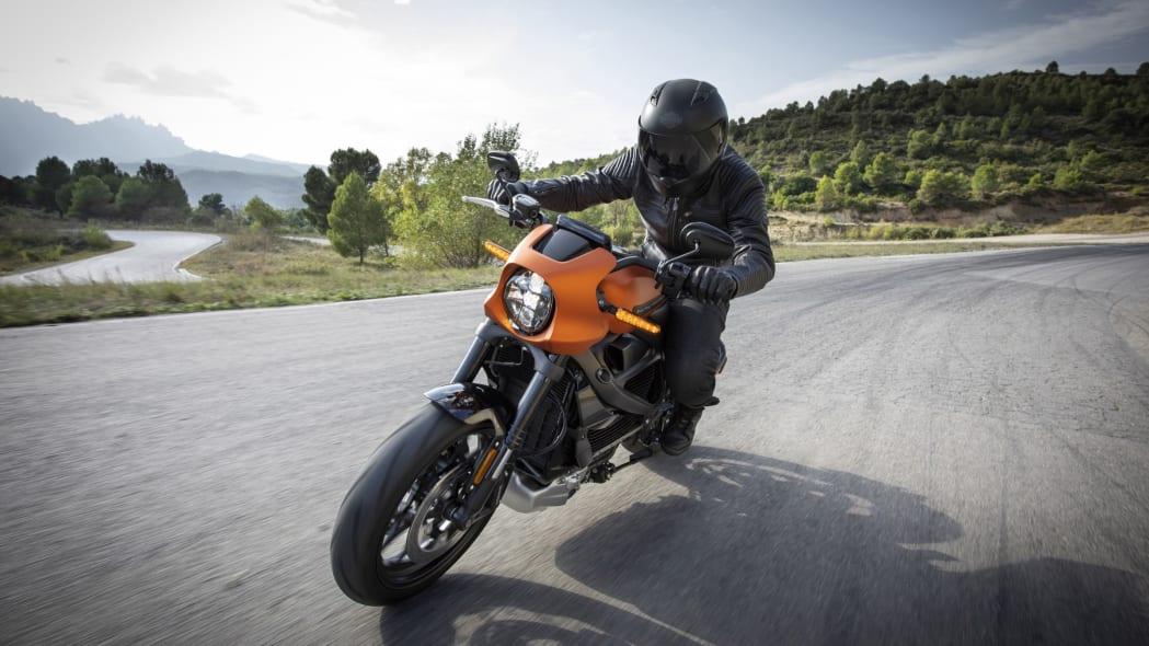 2020 Harley-Davidson LiveWire