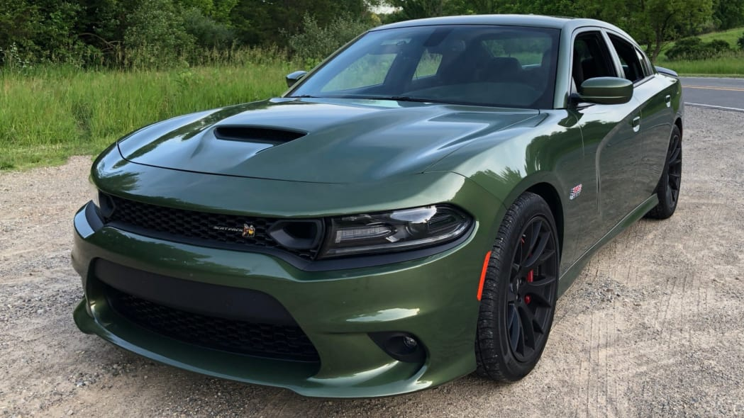 2019 Dodge Charger R/T Scat Pack exterior