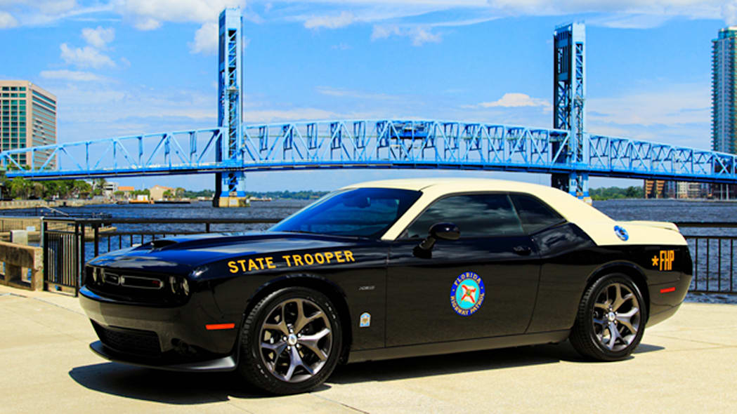 Here's your chance to vote for the best-looking state police cruiser