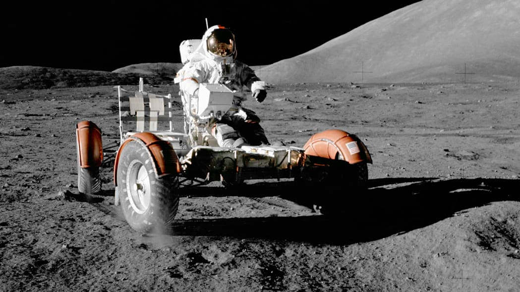 Automakers in space: How Detroit helped put men on the moon - Autoblog