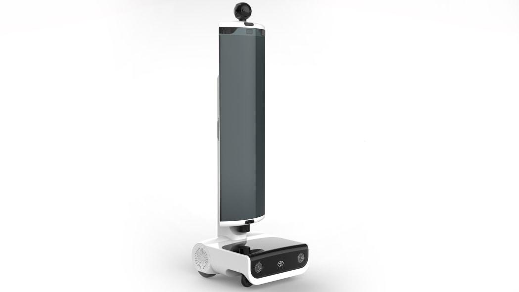T-TR1 Remote location communication Robot