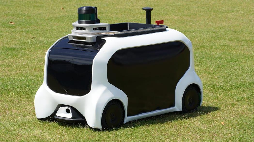 FSR Field Support Robot