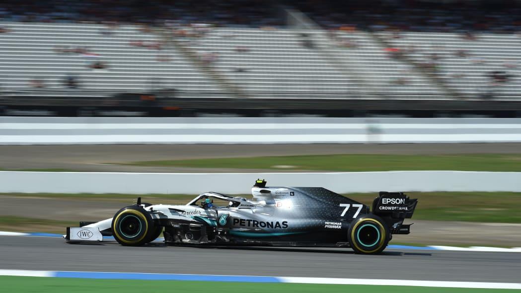 Formula 1 - GP Germany Free Practice