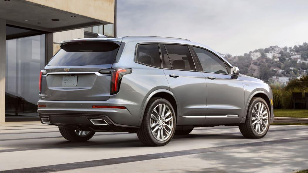 2020 Cadillac XT6 Sport exterior
