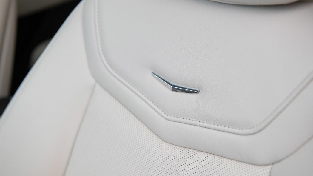 2020 Cadillac XT6 Sport interior