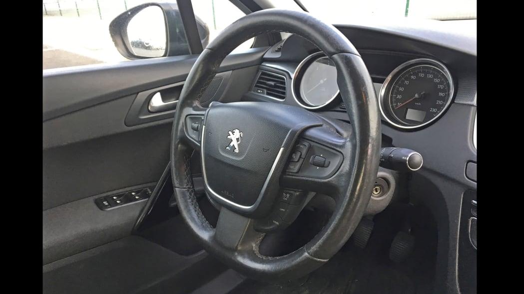 2013 Peugeot 508
