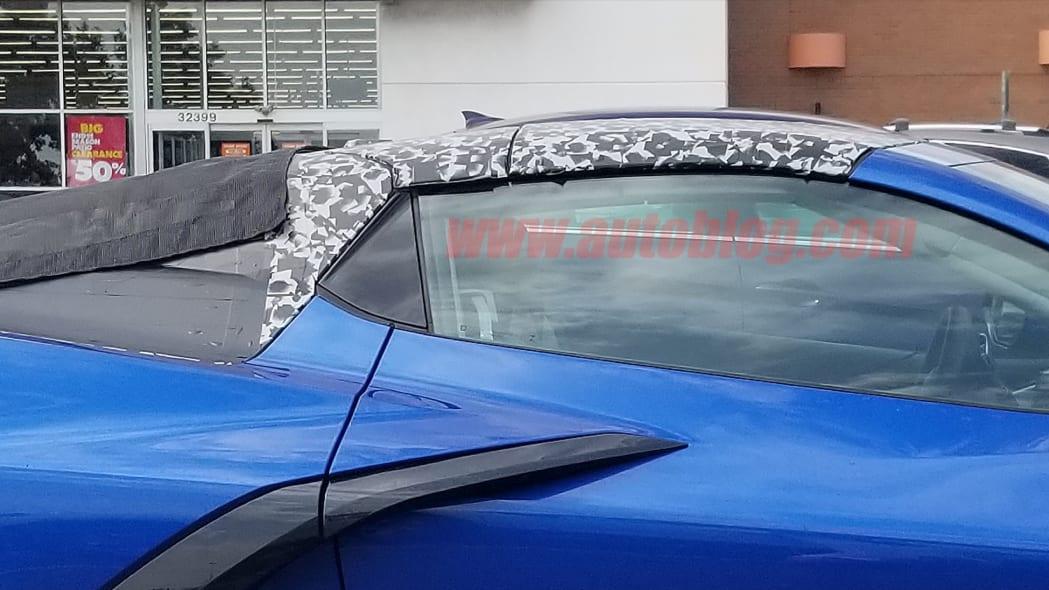 2020 Chevy Corvette C8 Convertible
