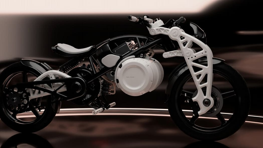Curtiss Motorcycles Psyche