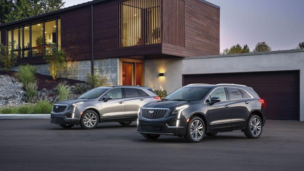 2020 Cadillac XT5 Sport and Premium Luxury