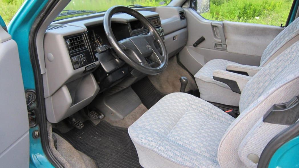 1992 VW Westfalia on BaT