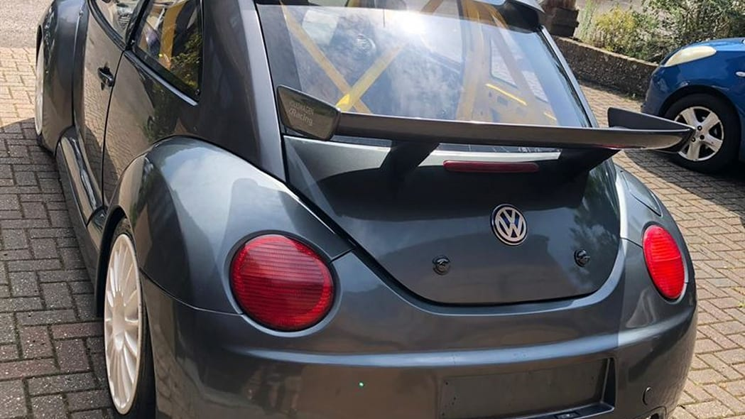 Volkswagen New Beetle RSi cup car