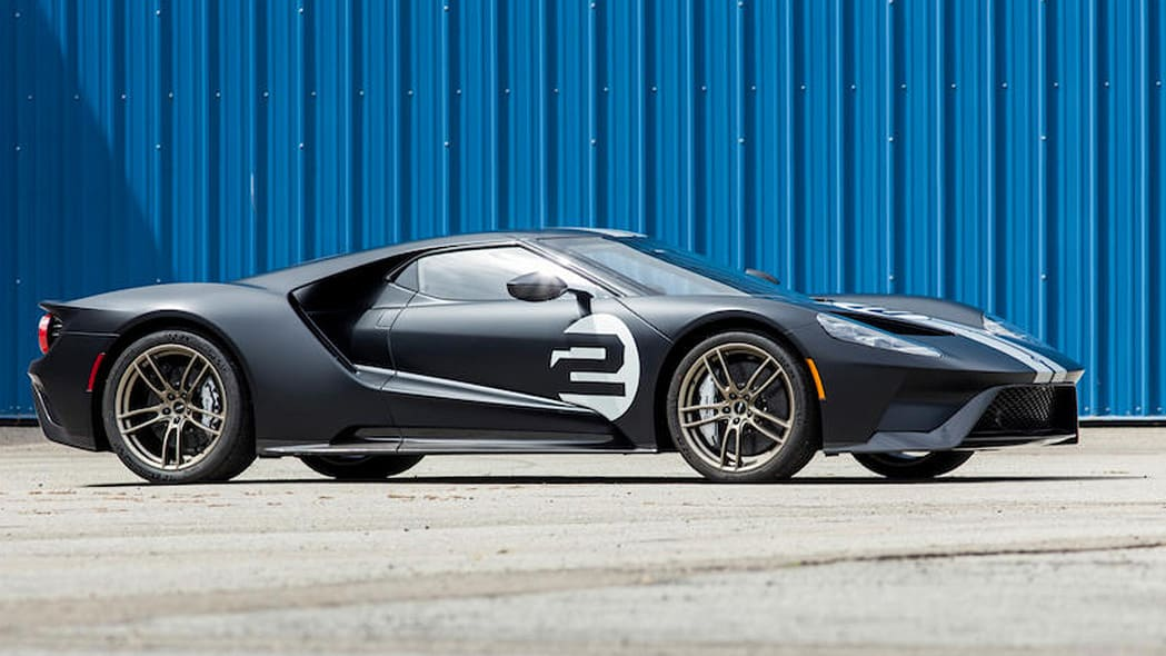 2017 Ford GT Heritage Edition