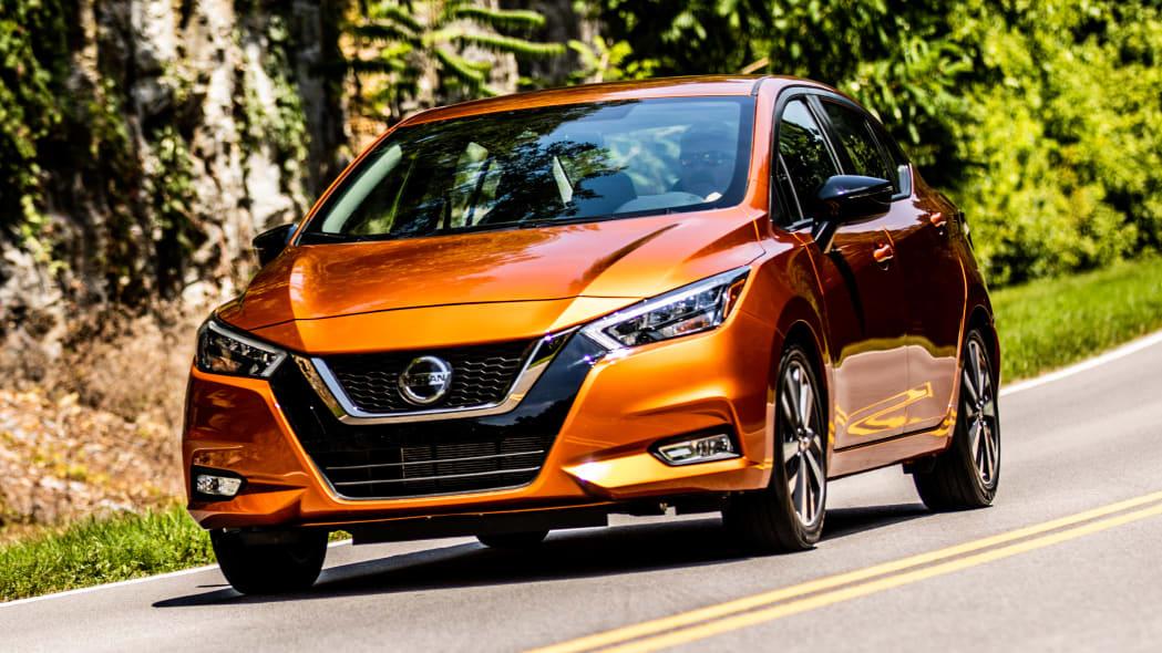 2020 Nissan Versa First Drive | A real contender again