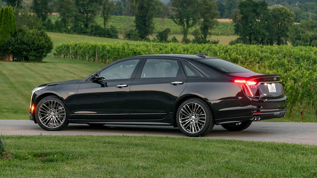 Vwvortex Com Cadillac Ct6 V Reviews Are In