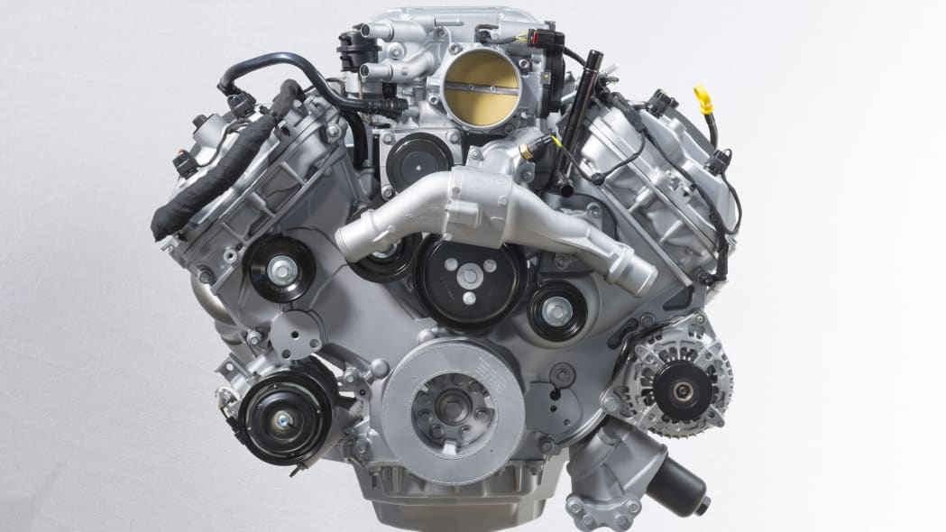 2020 Ford Shelby GT500 Engine And Transmission Specs And