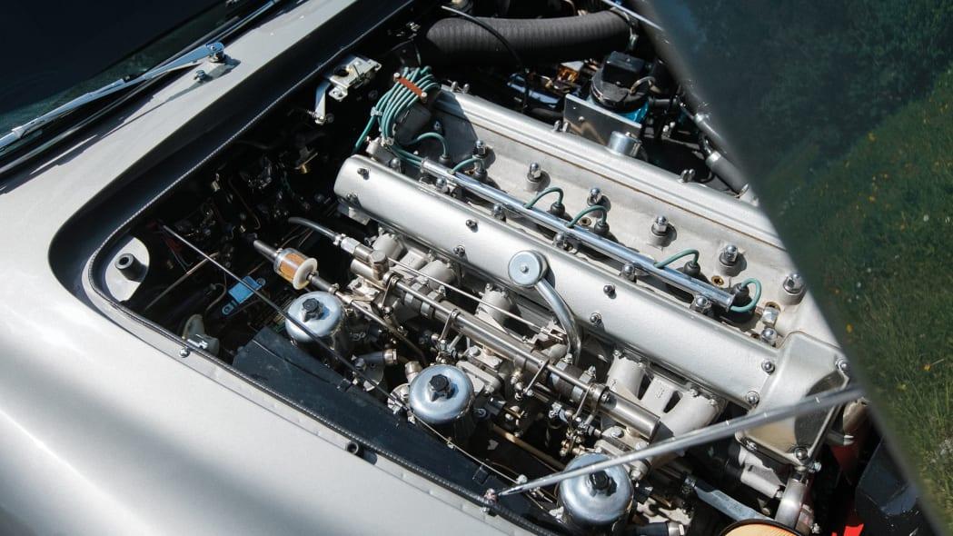 1965 Aston Martin DB5 Shooting Brake engine