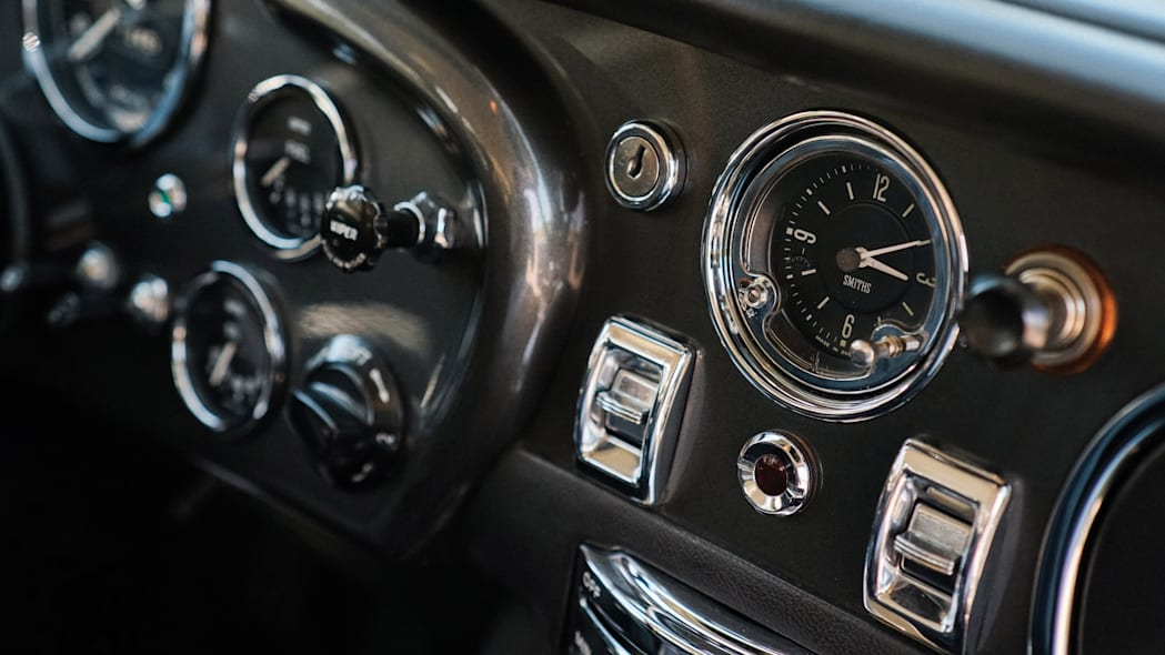 1965 Aston Martin DB5 Shooting Brake interior
