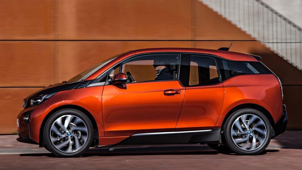 4. BMW i3