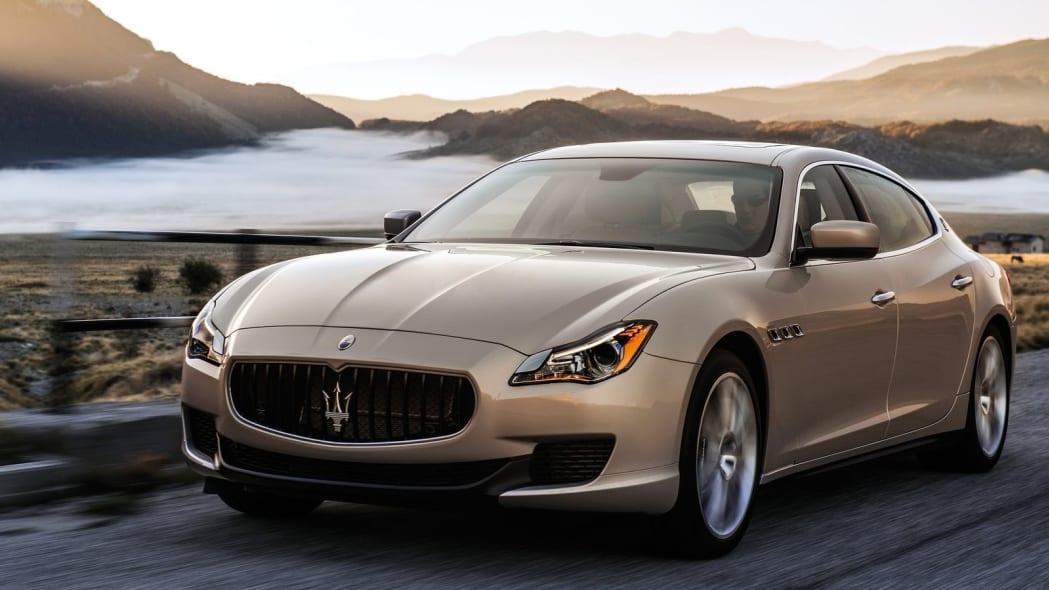 1. Maserati Quattroporte