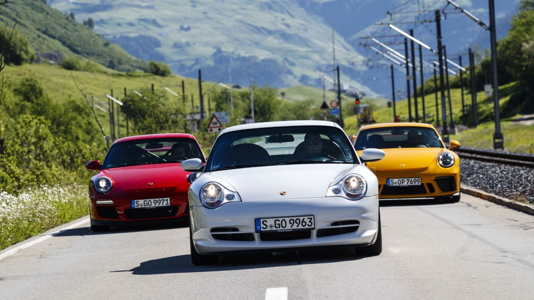 The Porsche 911 GT3 has effortlessly tamed roads and tracks for 20 years