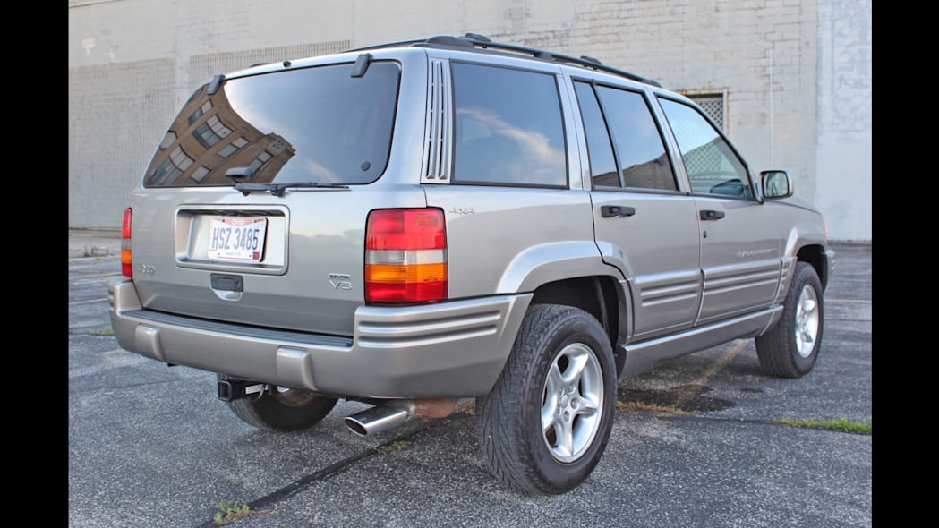 1998 Jeep Grand Cherokee on Bring a Trailer