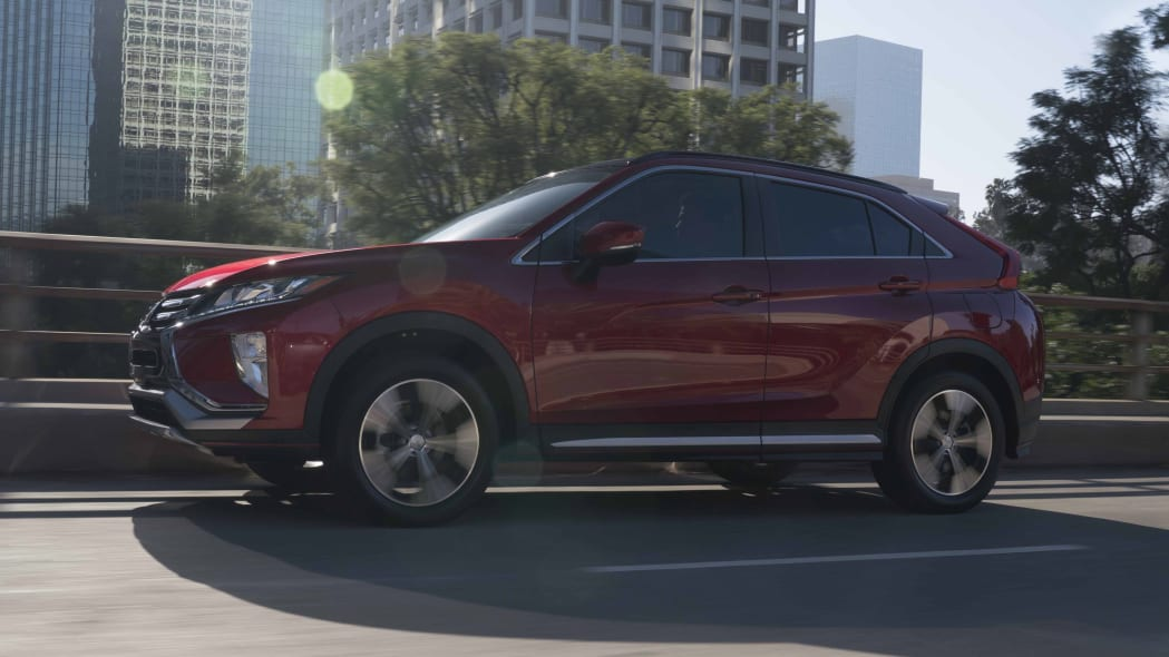2019 Mitsubishi Eclipse Cross exterior