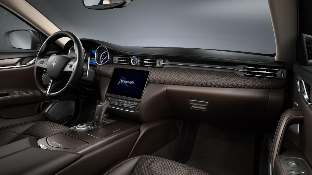 2020 Maserati Quattroporte Pelletessuta