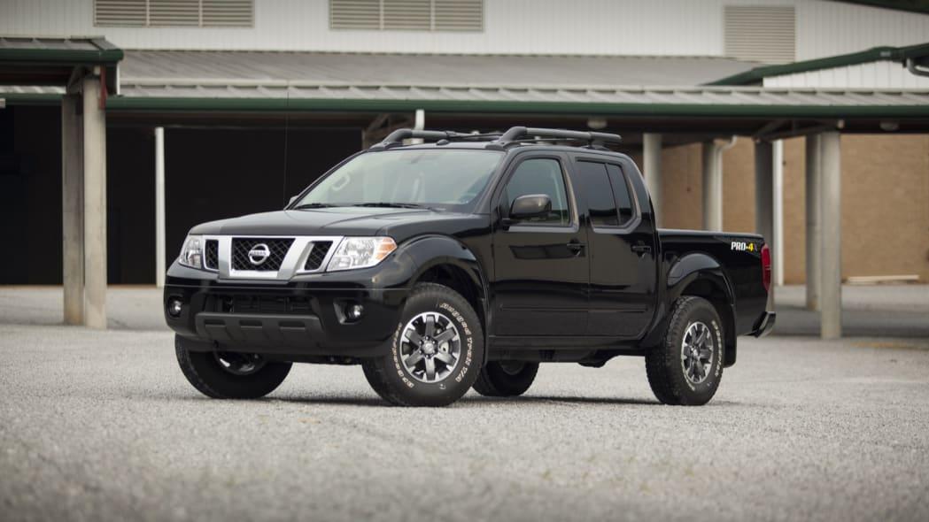Nissan Frontier: 5.3%
