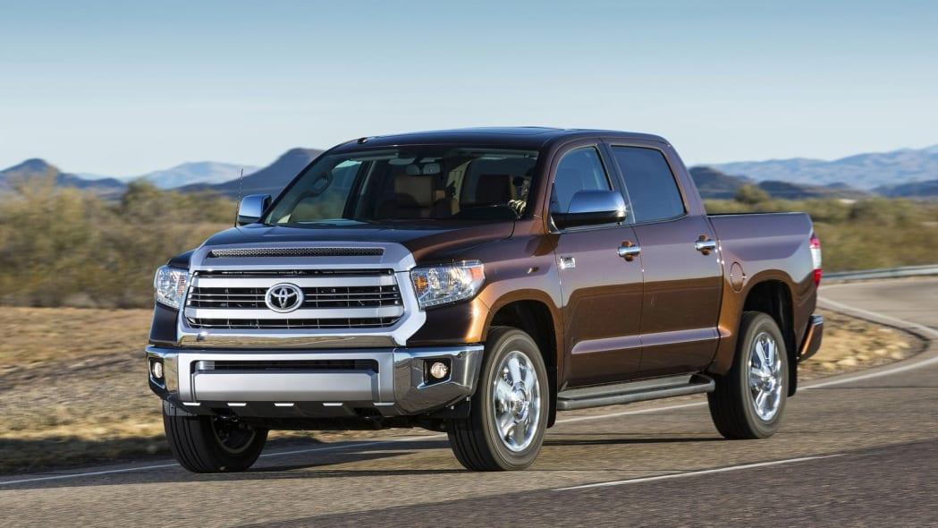 Toyota Tundra: 3.9%