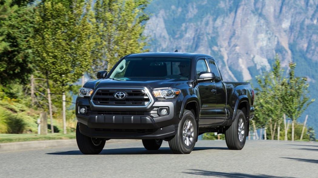 Toyota Tacoma: 4.7%