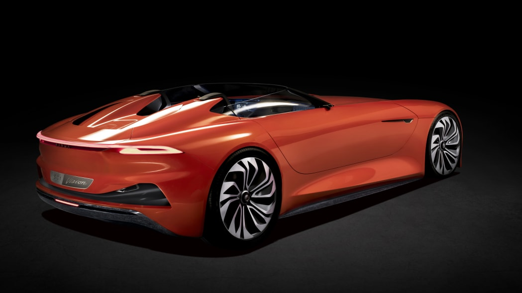 Karma Automotive SC1 Vision Concept