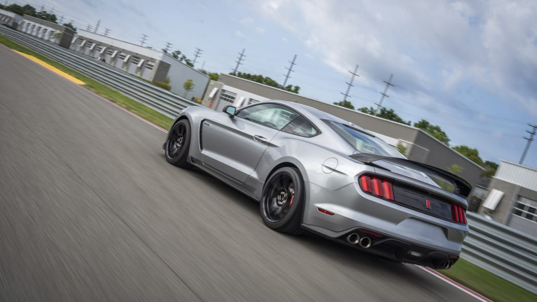 2020 Mustang Shelby GT350R