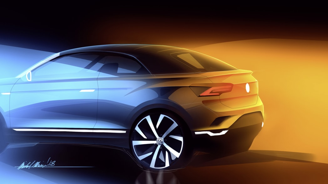 Volkswagen brand's first SUV cabriolet: Supervisory Board confir