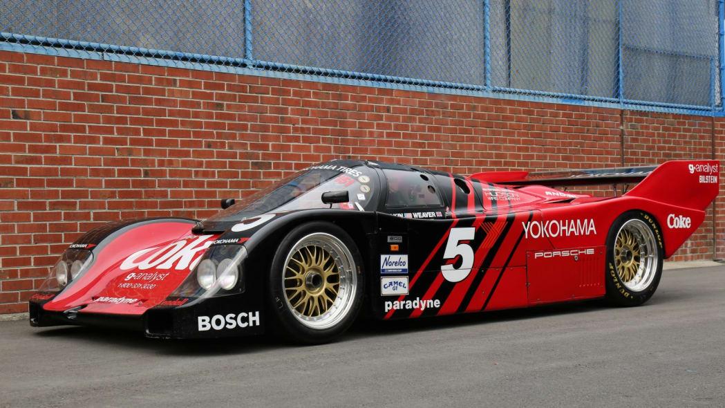 1987 Porsche 962 IMSA GTP - BaT (4)