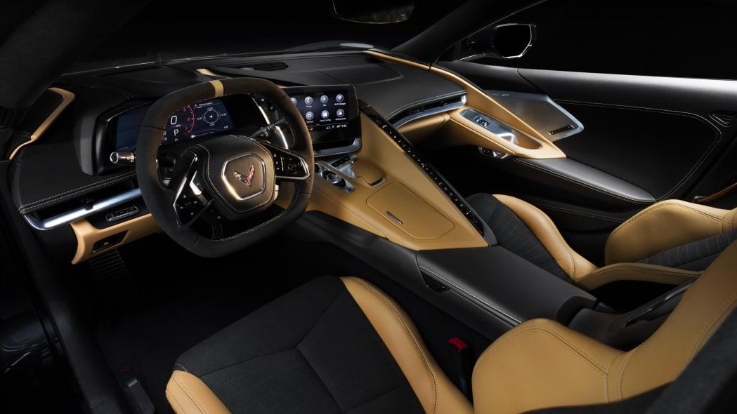 Color and Trim Design Manager Brett Golliff talks 2020 Chevy Corvette interior