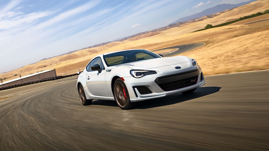 The Subaru BRZ tS is back for 2020 — most of it, anyway