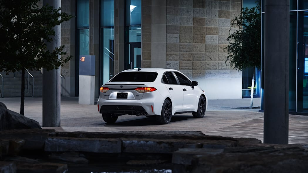 2020 Toyota Corolla Nightshade Edition
