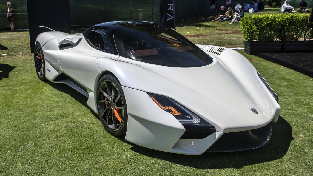 First SSC Tuatara reportedly delivered to customer at The Quail