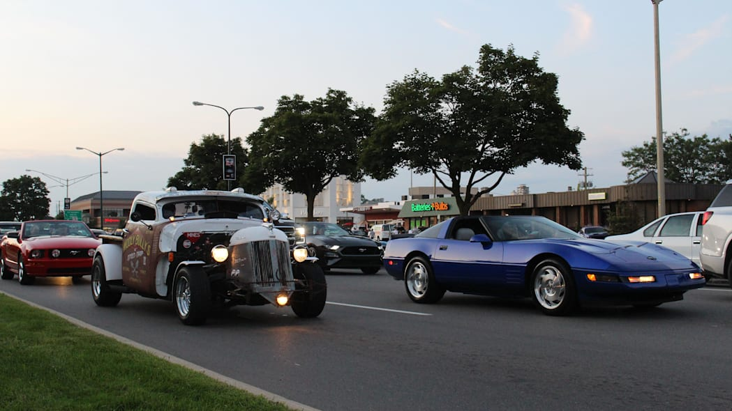2019 Woodward Dream Cruise