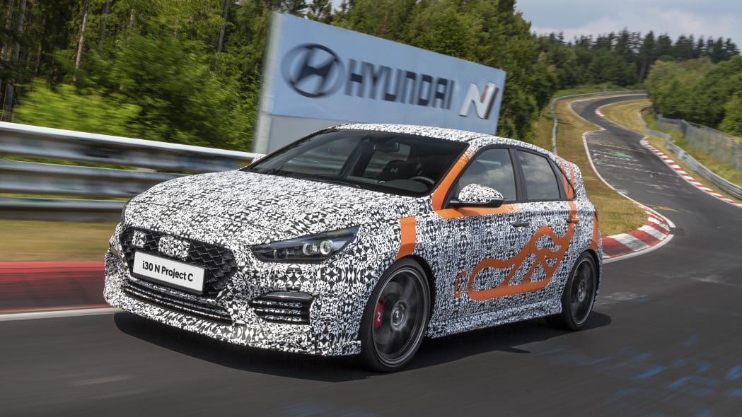 Hyundai i30 N Project C will be a lighter, limited edition hot hatch