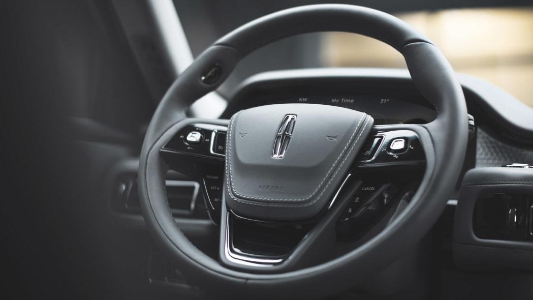 Slate, Vision Steering Wheel